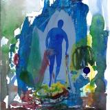 stefan_pietryga-carte_behausung_aquarell_acryl_auf_papier_2015